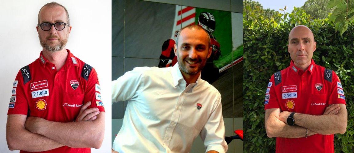 Davide Barana, Edoardo Lenoci, Gabriele Conti