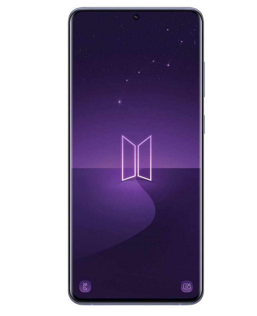 Galaxy S20 BTS Edition 1
