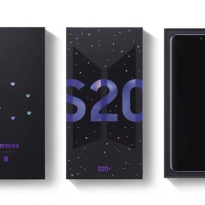 Galaxy S20 BTS Edition 3