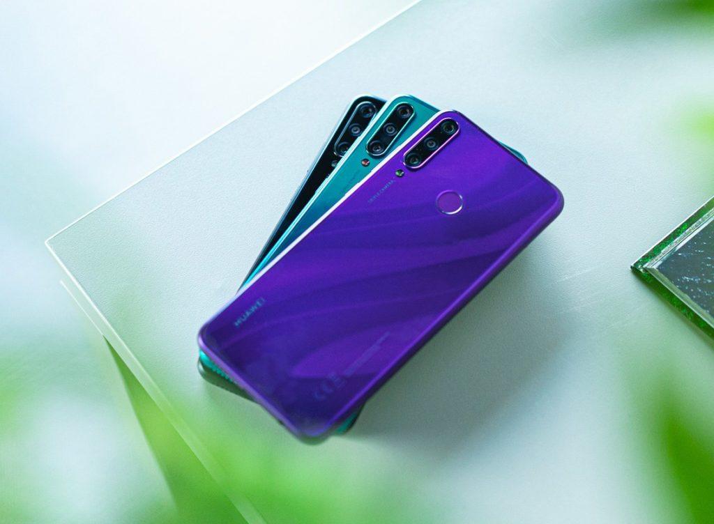 Huawei predstavio nove uređaje Y serije – Y5p i Y6p 1