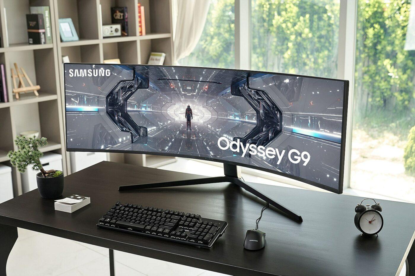Odyssey G9 4