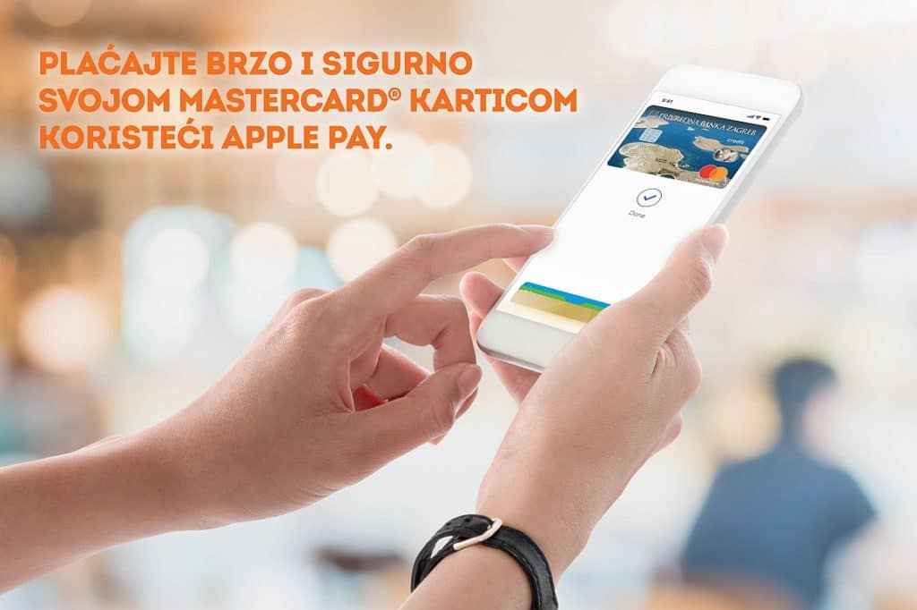 PBZ Apple Pay Mastercard
