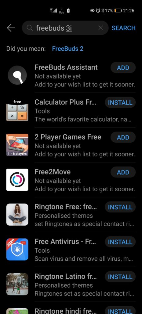 Screenshot 20200628 212638 com.huawei.appmarket