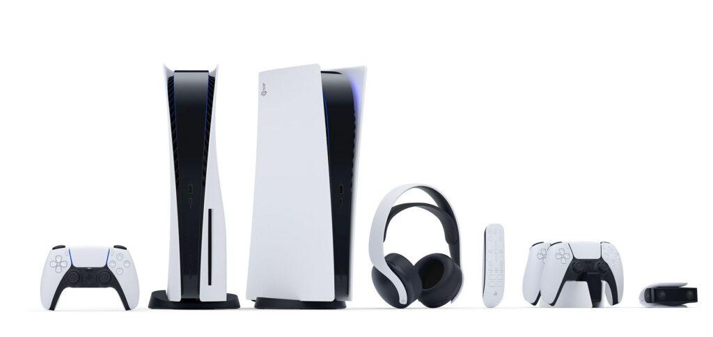Sony PS5 3