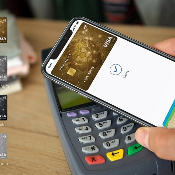 Visa 2020 Apple Pay