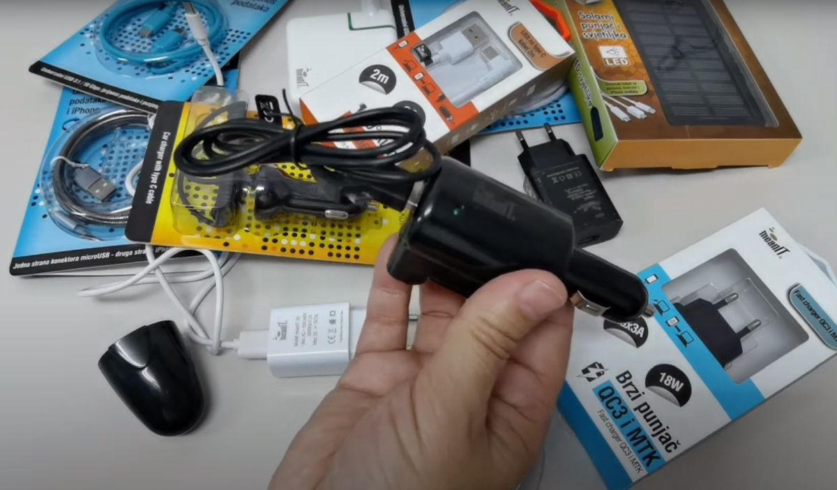 meanIT punjaci i kabeli za punjenje mobitela 2