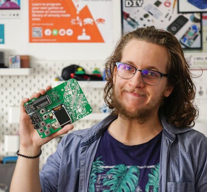 CircuitMess STEM Box kickstarter premašio 90.000 dolara