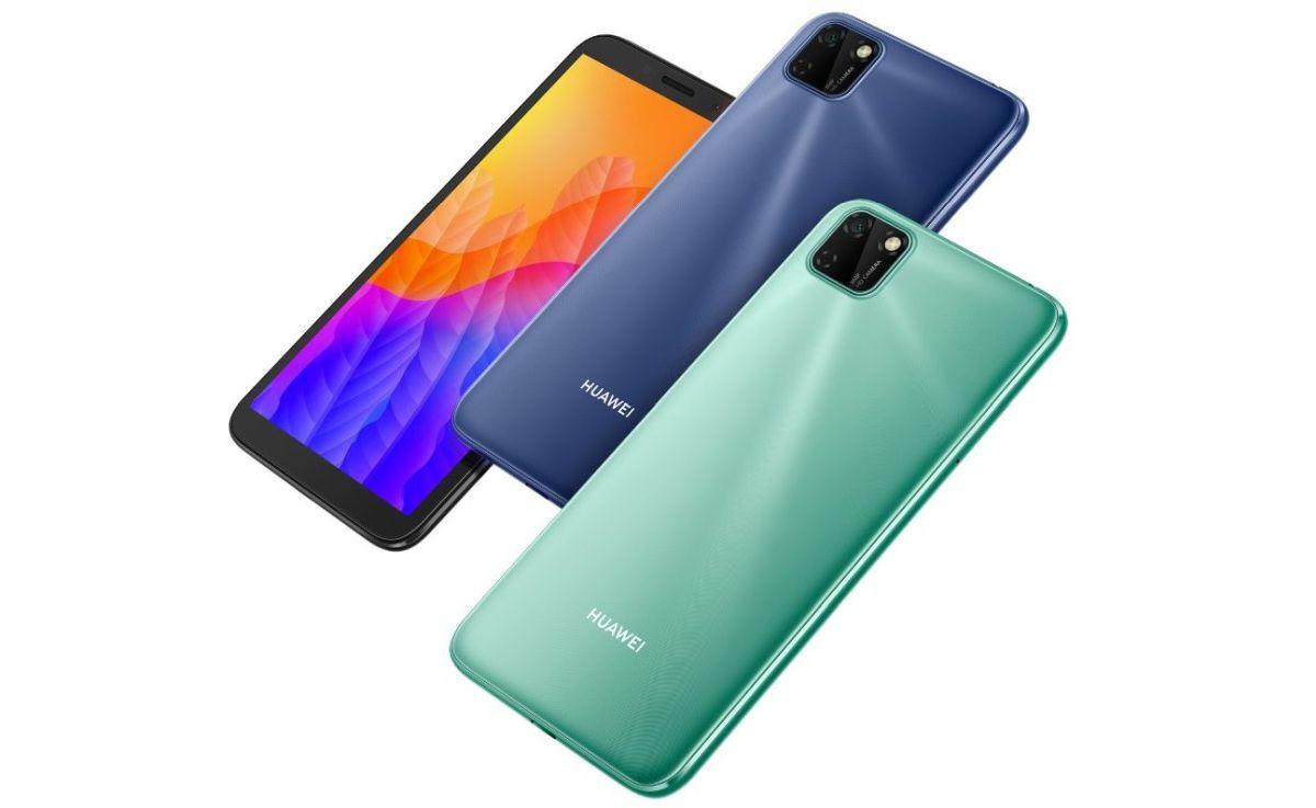 Huawei Y5p 1