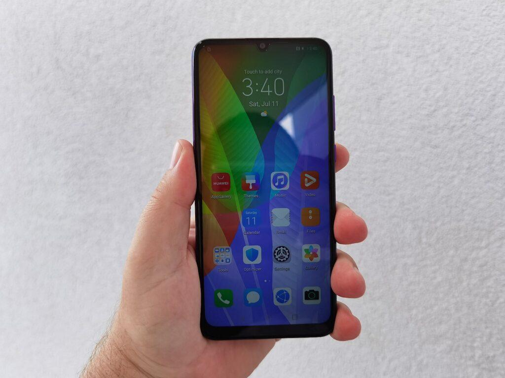 Huawei Y6P 8