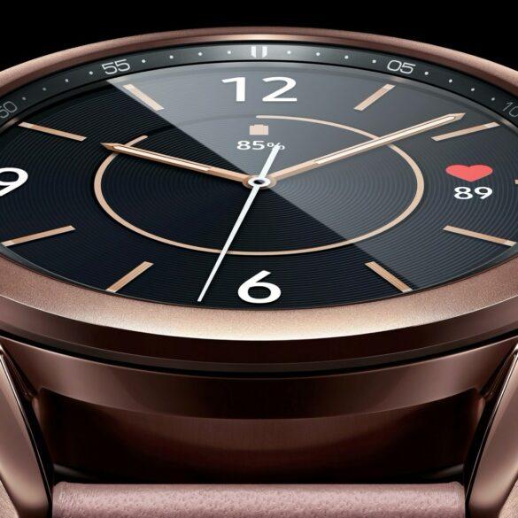 Samsung Galaxy Watch 3 1