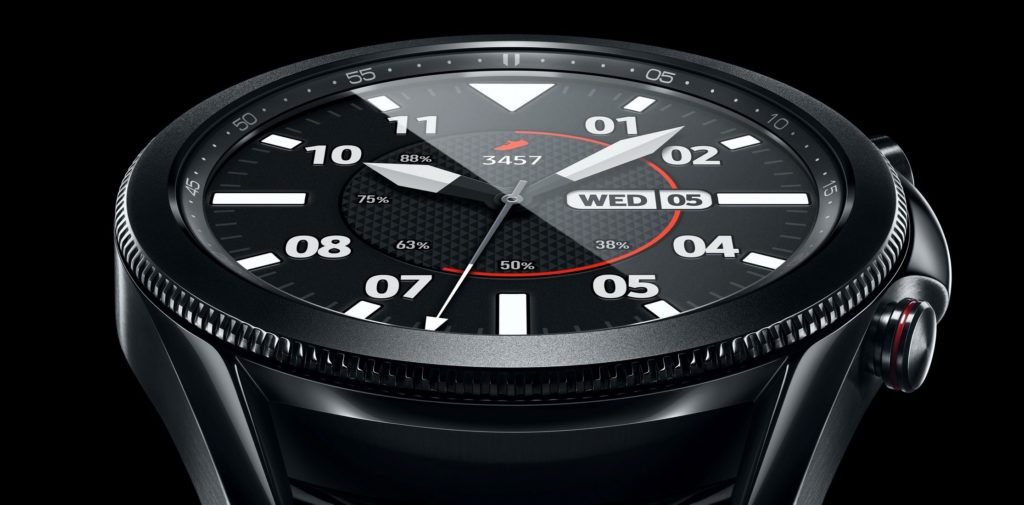 Samsung Galaxy Watch 3 2
