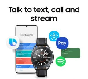 Samsung Galaxy Watch 3 4
