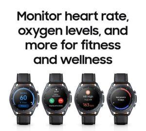 Samsung Galaxy Watch 3 8