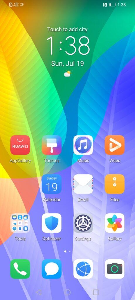 Screenshot 20200719 133807 com.huawei.android.launcher