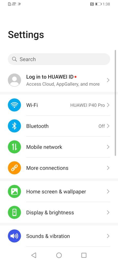 Screenshot 20200719 133816 com.android.settings