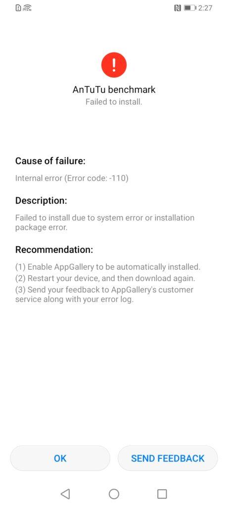 Screenshot 20200719 142726 com.huawei.appmarket