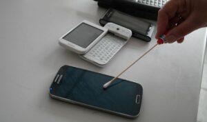 Test bakterije na mobitelu 7