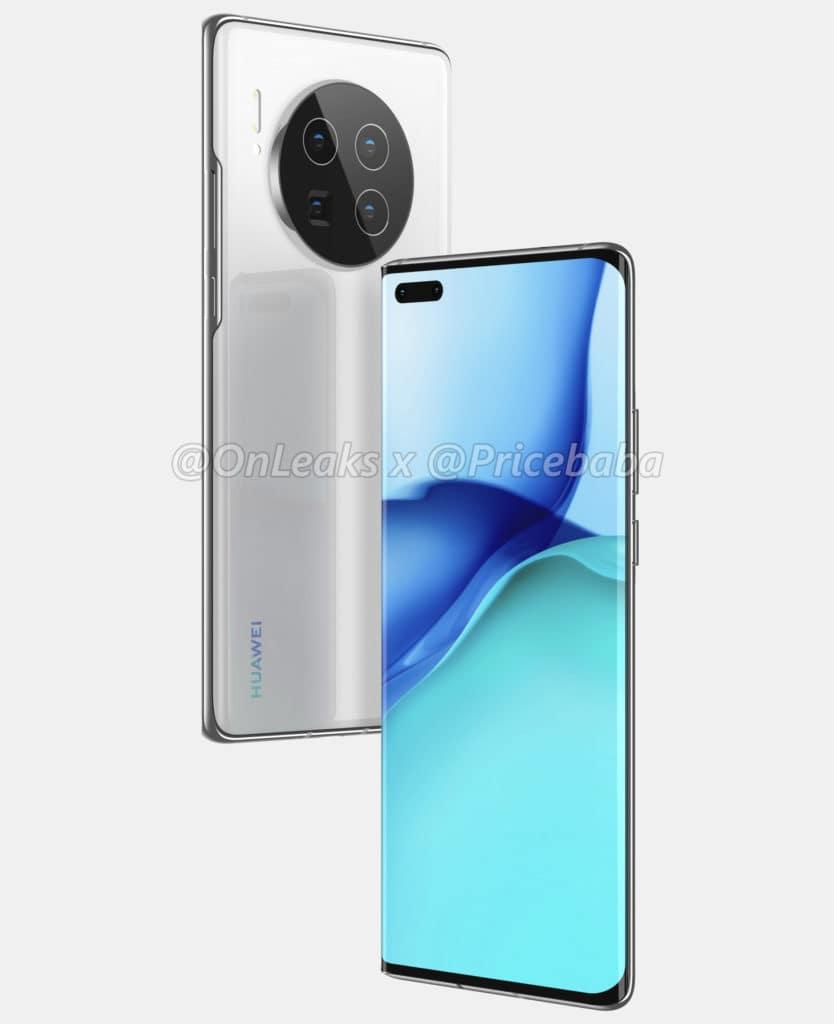Huawei Mate 40 Pro 4