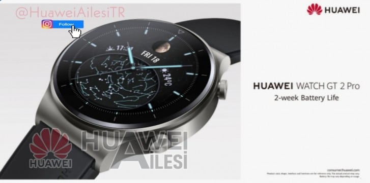 Huawei Watch GT 2 Pro 1