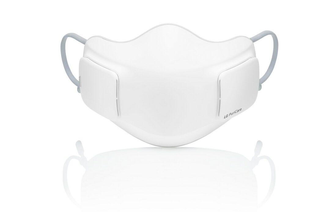 LG PuriCare Wearable Air Purifier 1