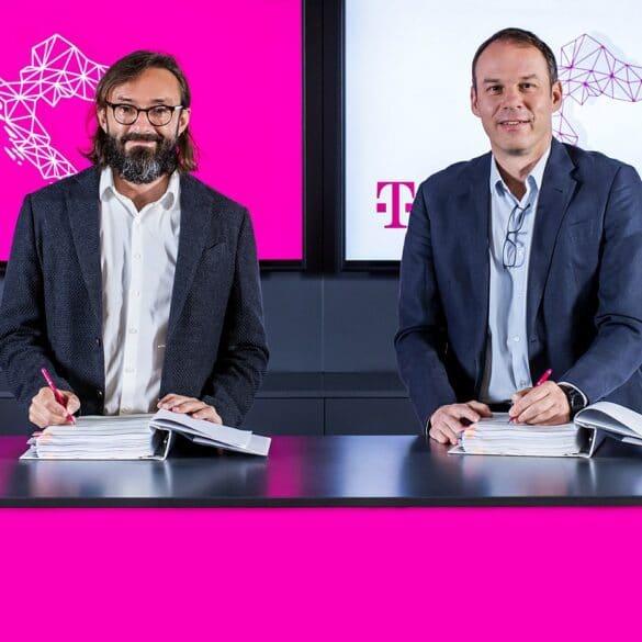Potpisivanje ugovora Boris Drilo i Kostas Nebis HT