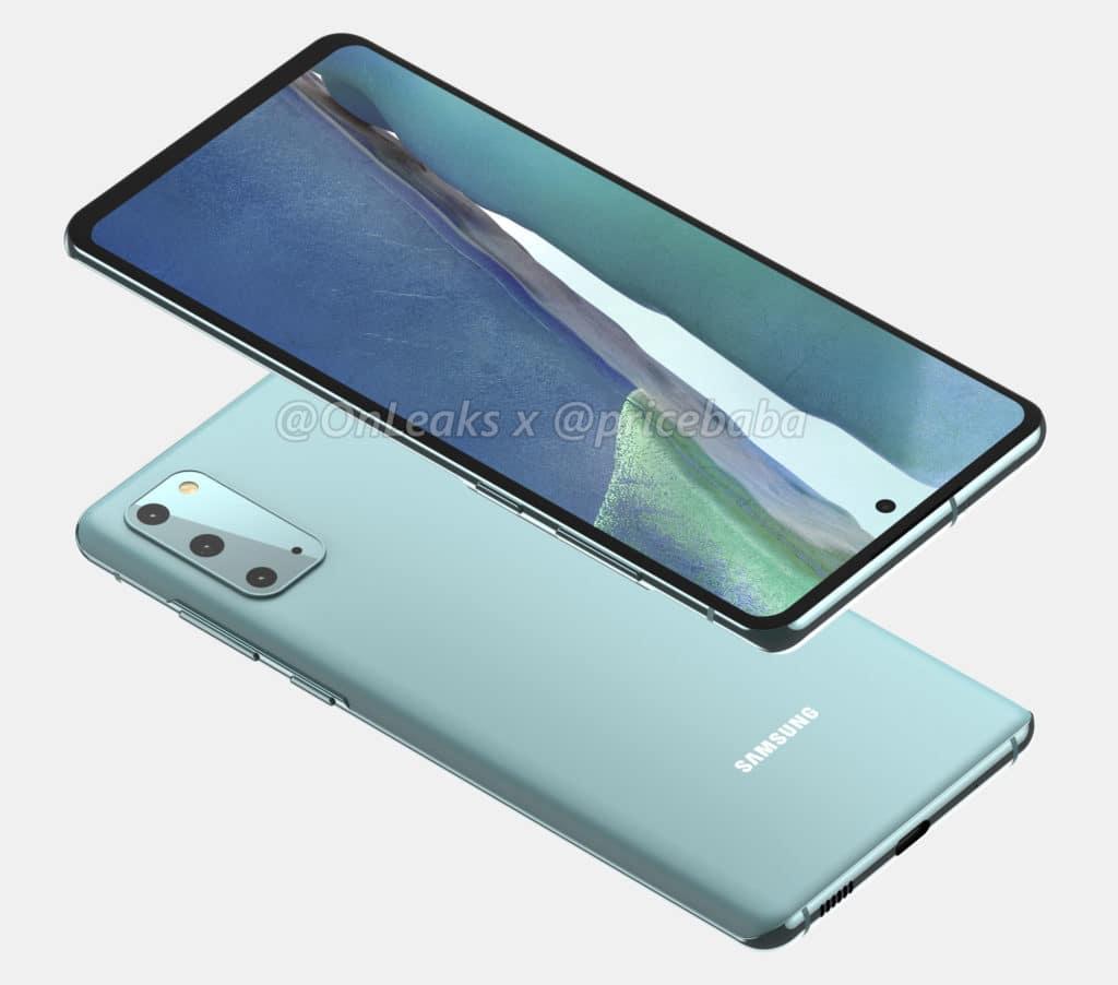 Samsung Galaxy S20 Fan Edition 3