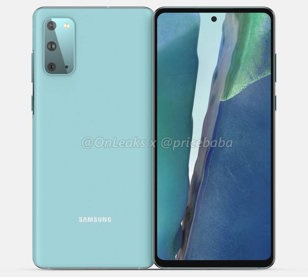 Samsung Galaxy S20 Fan Edition 4