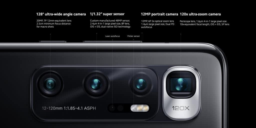Xiaomi Mi 10 Ultra 2