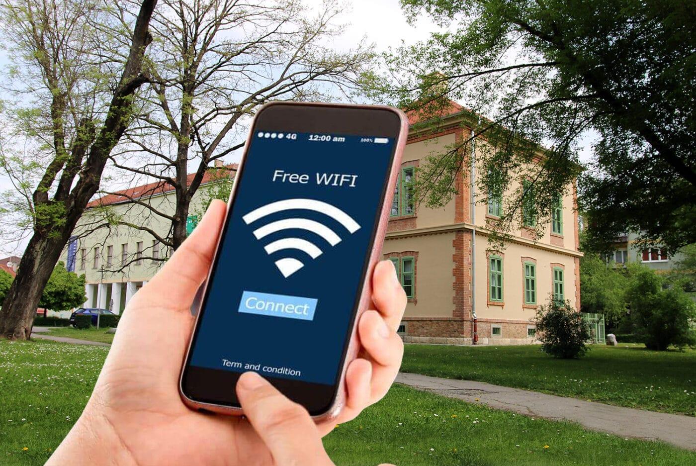 sisak wifi