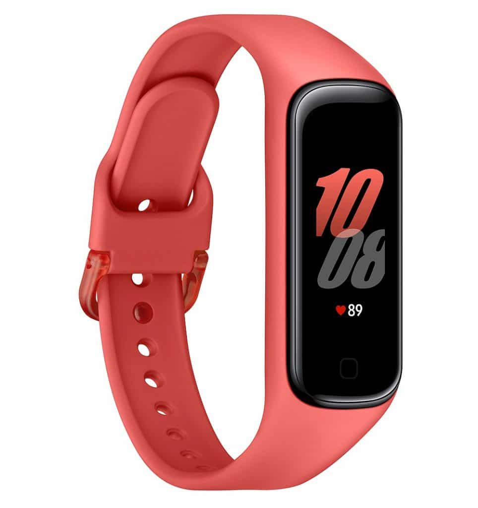 Galaxy Fit2 Scarlet 4