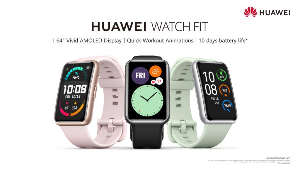 Huawei Watch Fit 1 1