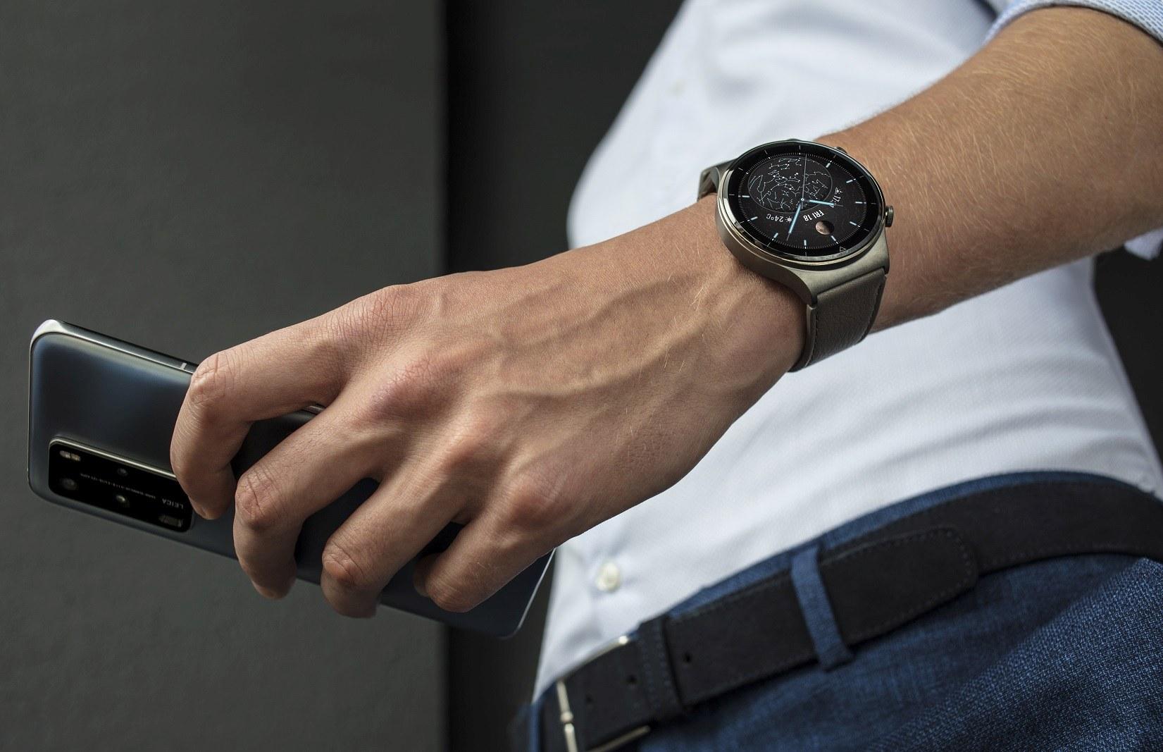 Huawei Watch GT 2 Pro 3 1