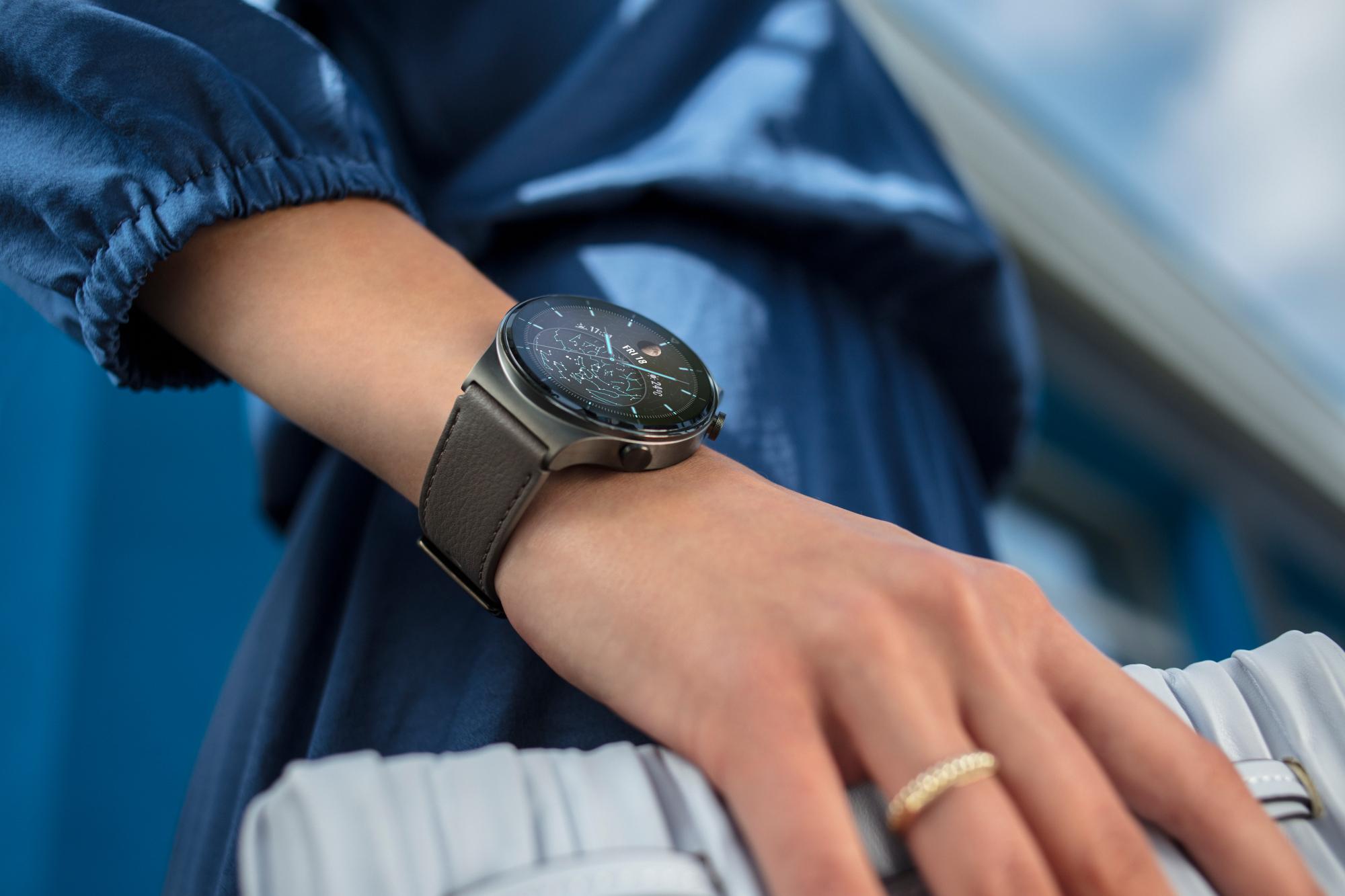 Huawei Watch GT 2 Pro 4 2