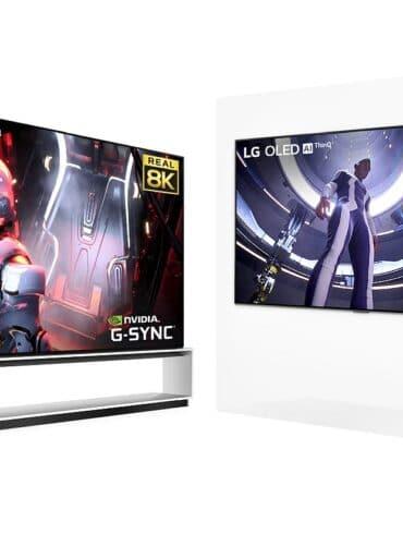 LG 8K OLED TV 88 inch 77 inch ZX