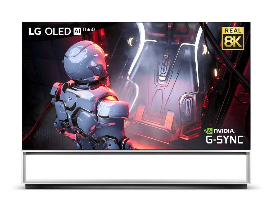 LG 8K OLED TV 88 inchZX
