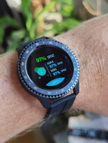 MeanIT Smartwatch M9 1
