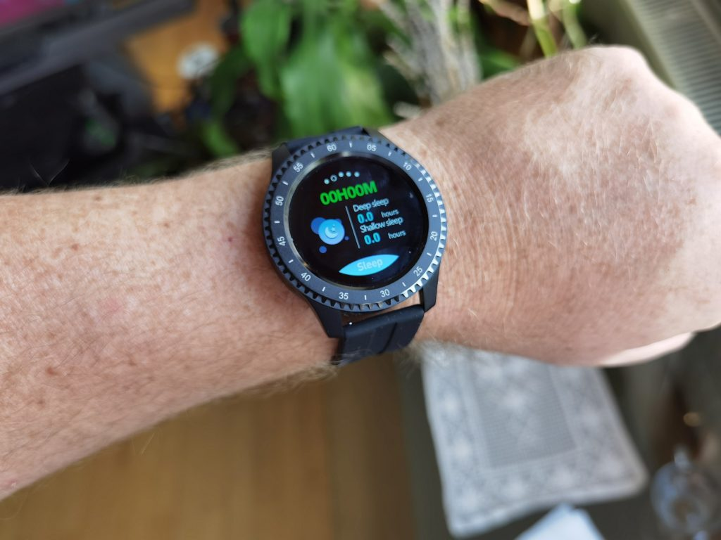 MeanIT Smartwatch M9 4