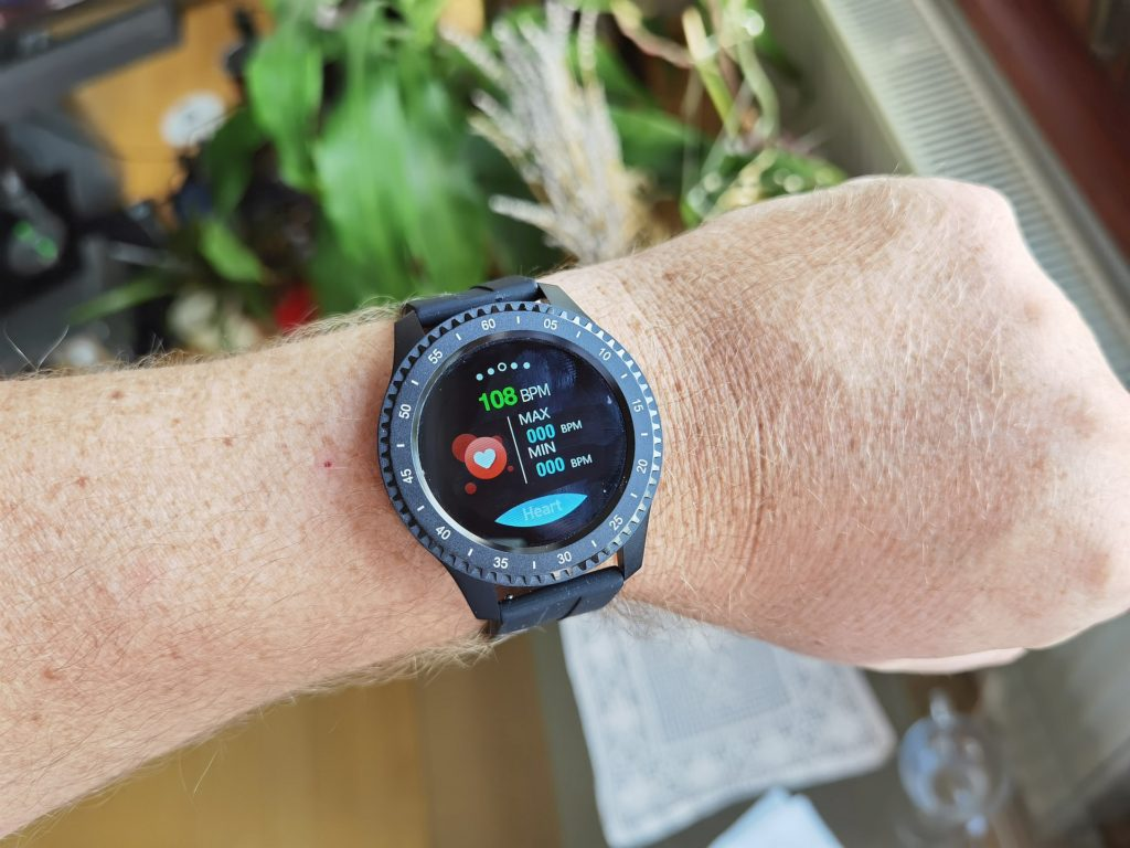 MeanIT Smartwatch M9 5