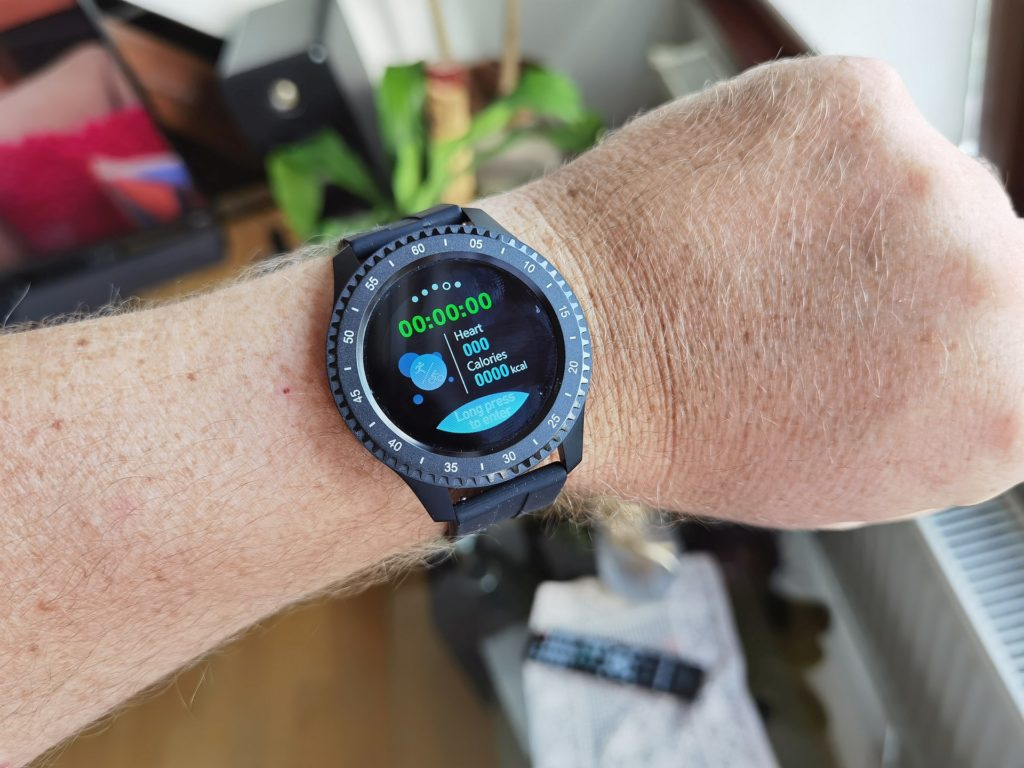 MeanIT Smartwatch M9 6