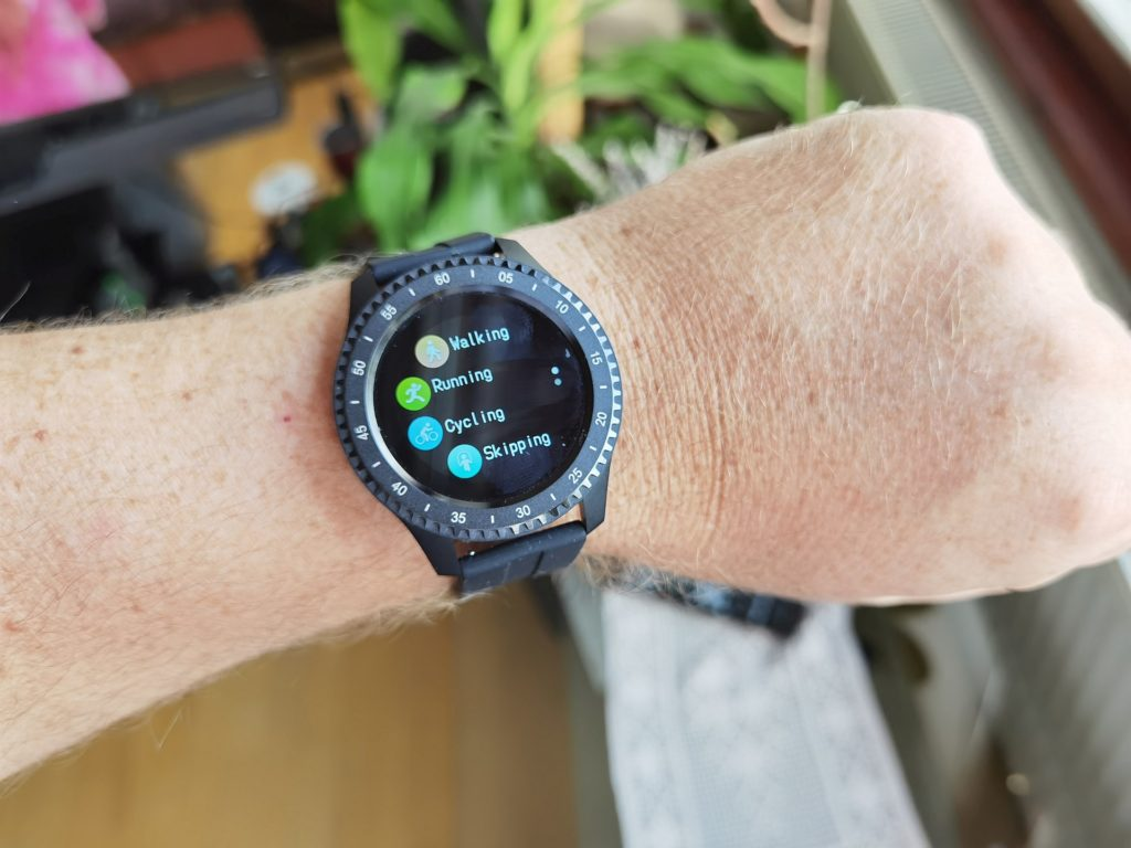 MeanIT Smartwatch M9 8