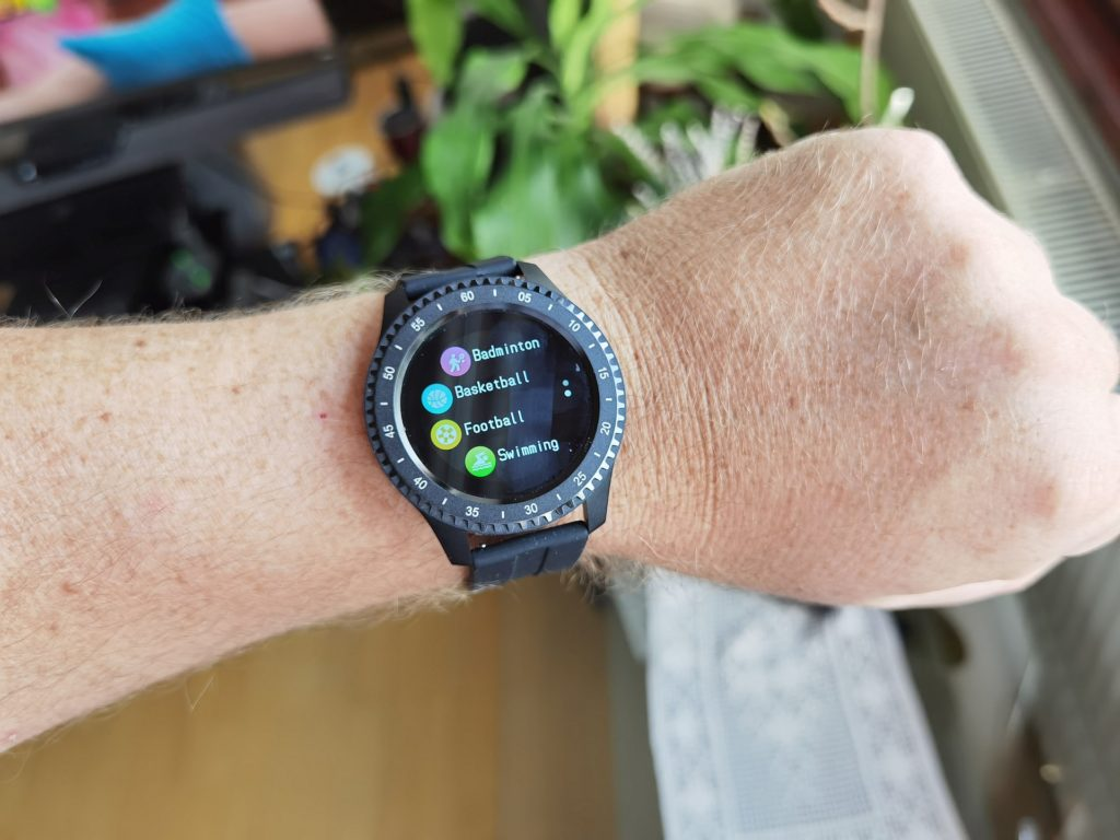 MeanIT Smartwatch M9 9