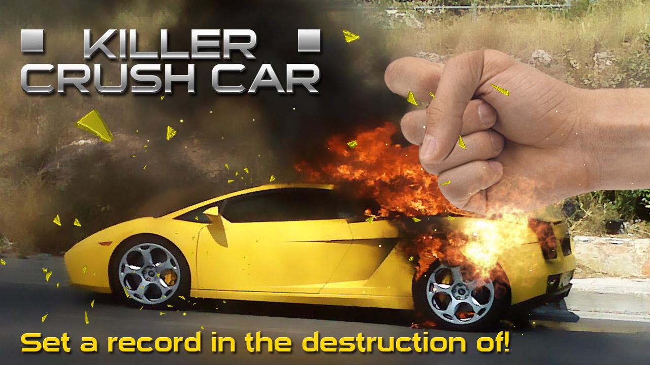 Crush Car