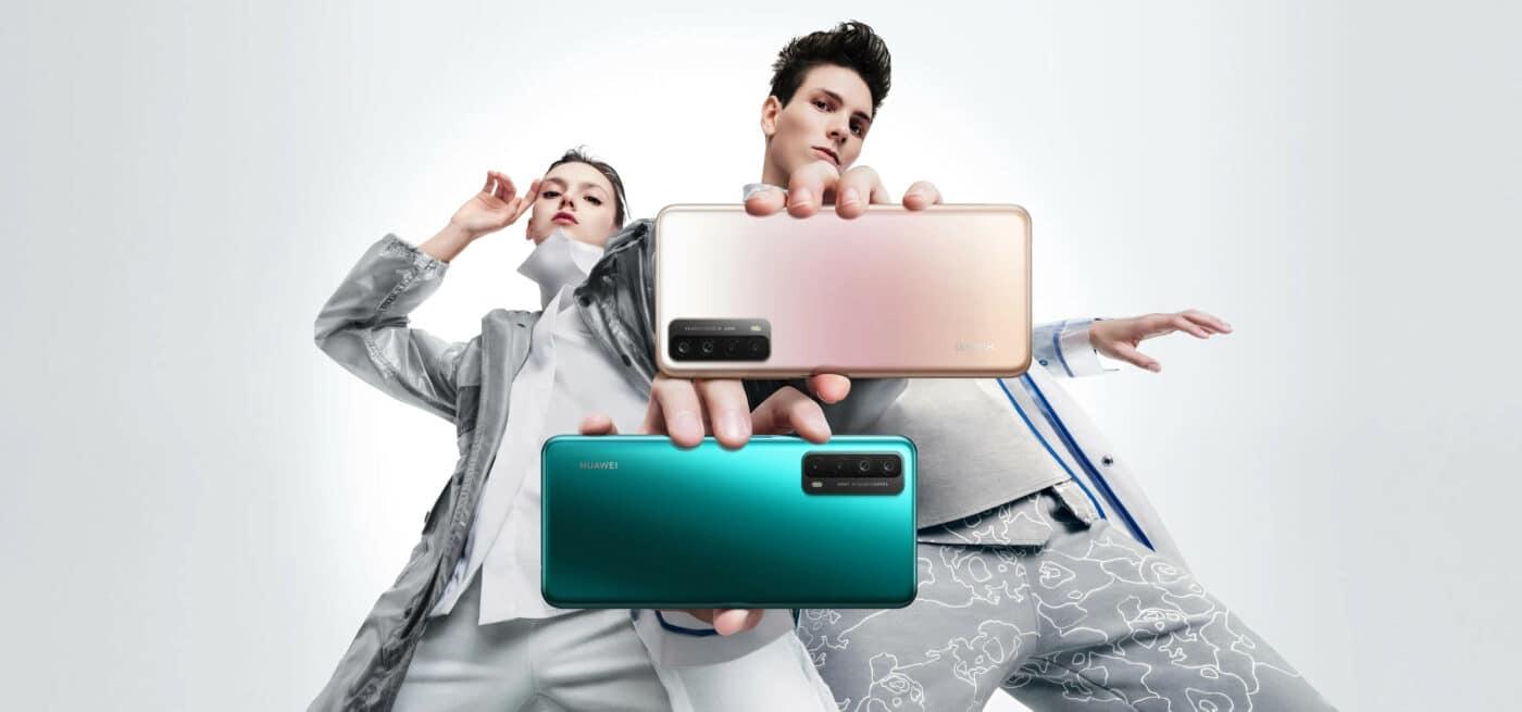 Huawei P smart 2021 1
