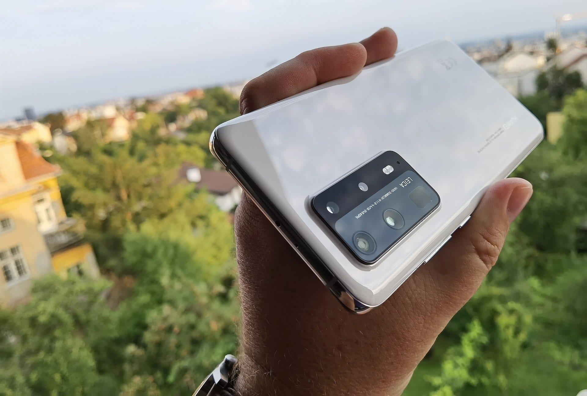 Huawei P40 Pro 5