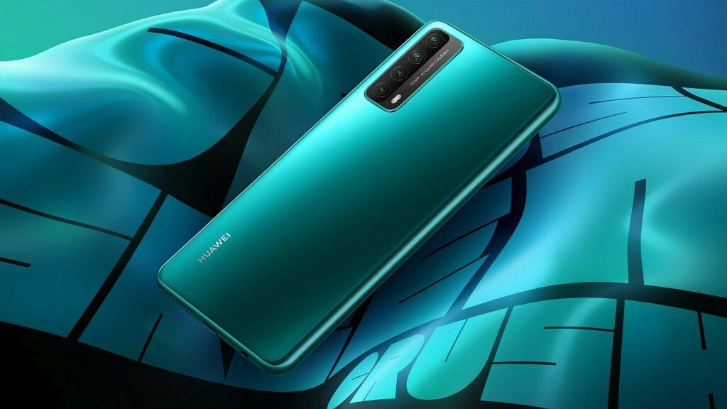 Huawei Y7a 4
