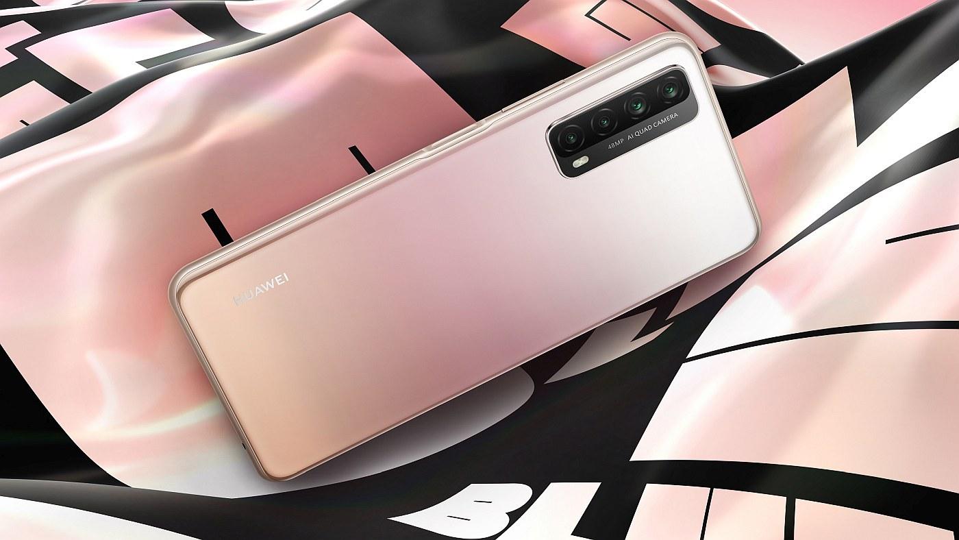 Huawei Y7a 5