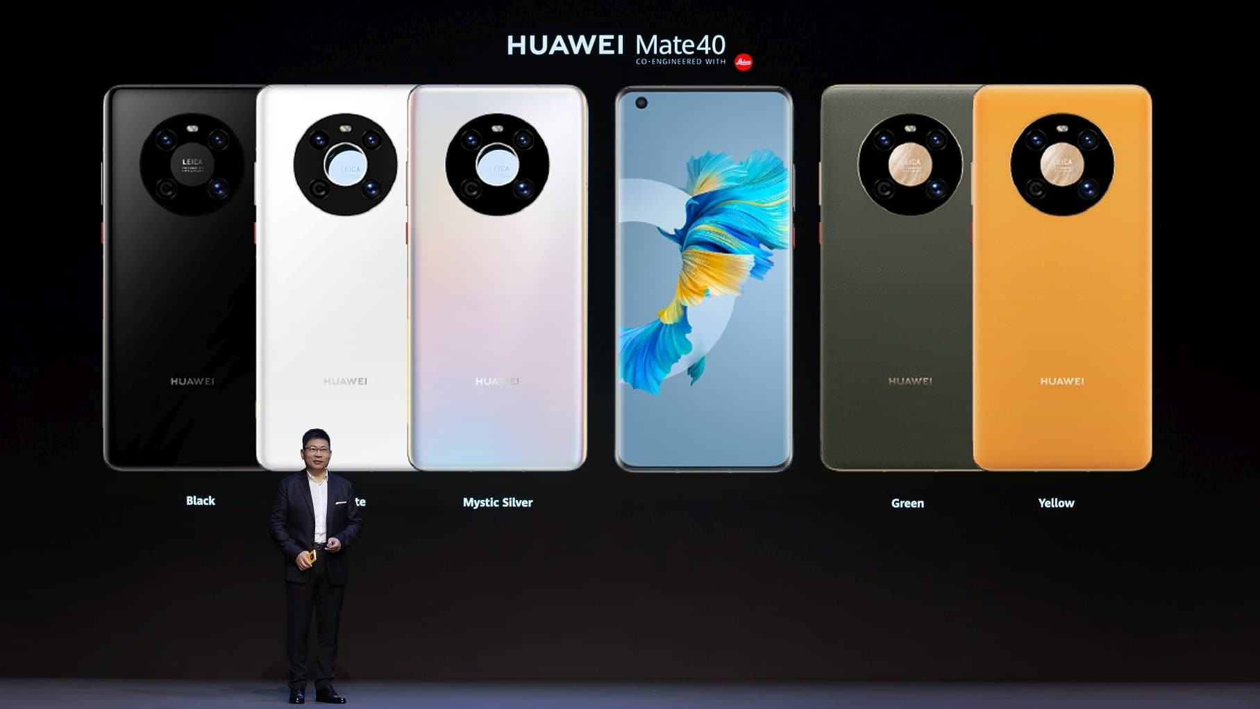 Huawei predstavio Mate 40 seriju 2