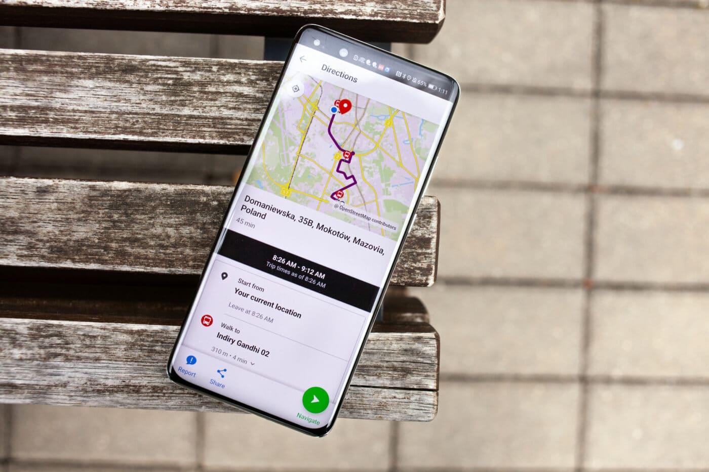 Nagradivana aplikacija Moovit odsad dostupna hrvatskim korisnicima u Huawei AppGallery trgovini 3
