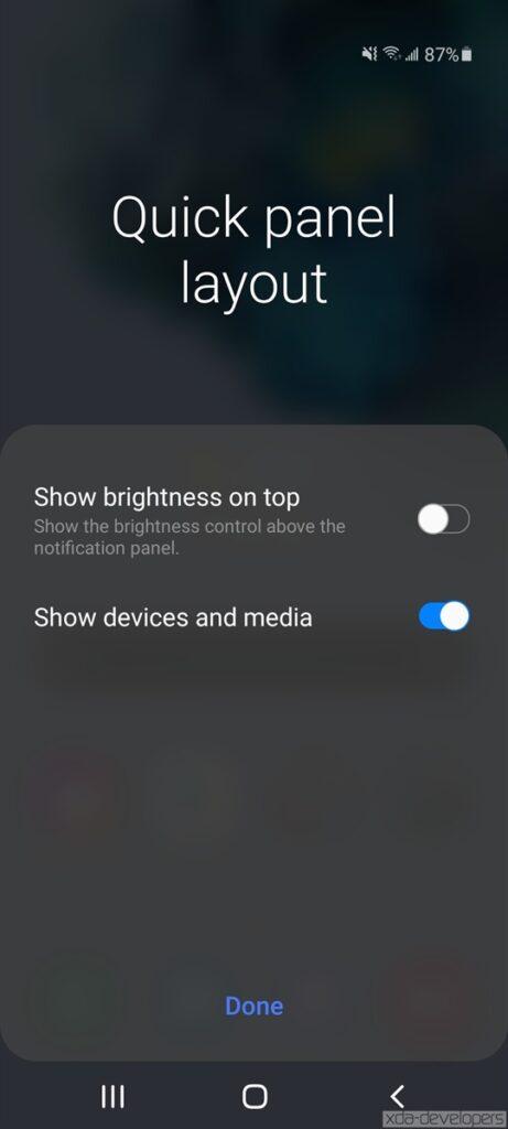 Samsung One UI 3.0 Beta on Galaxy S20 17