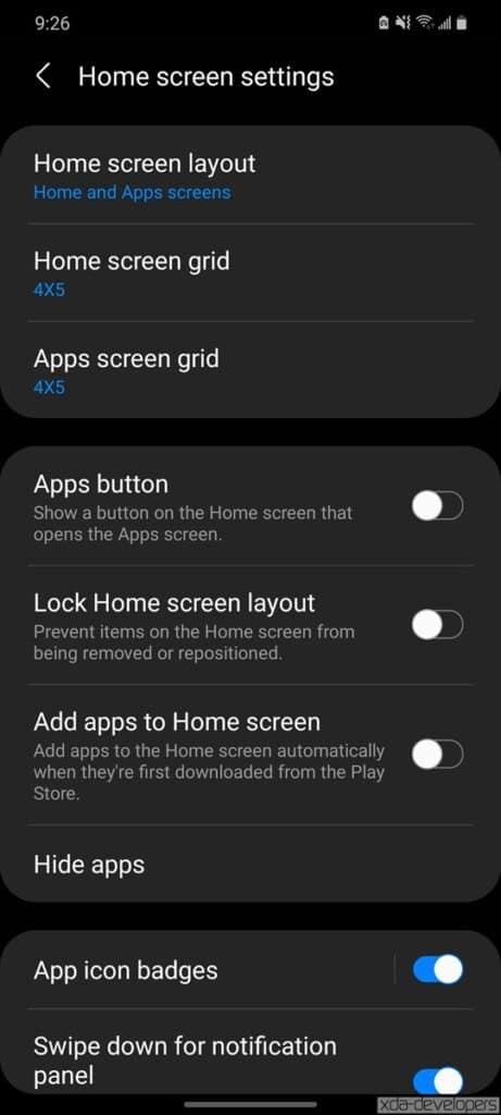 Samsung One UI 3.0 Beta on Galaxy S20 34
